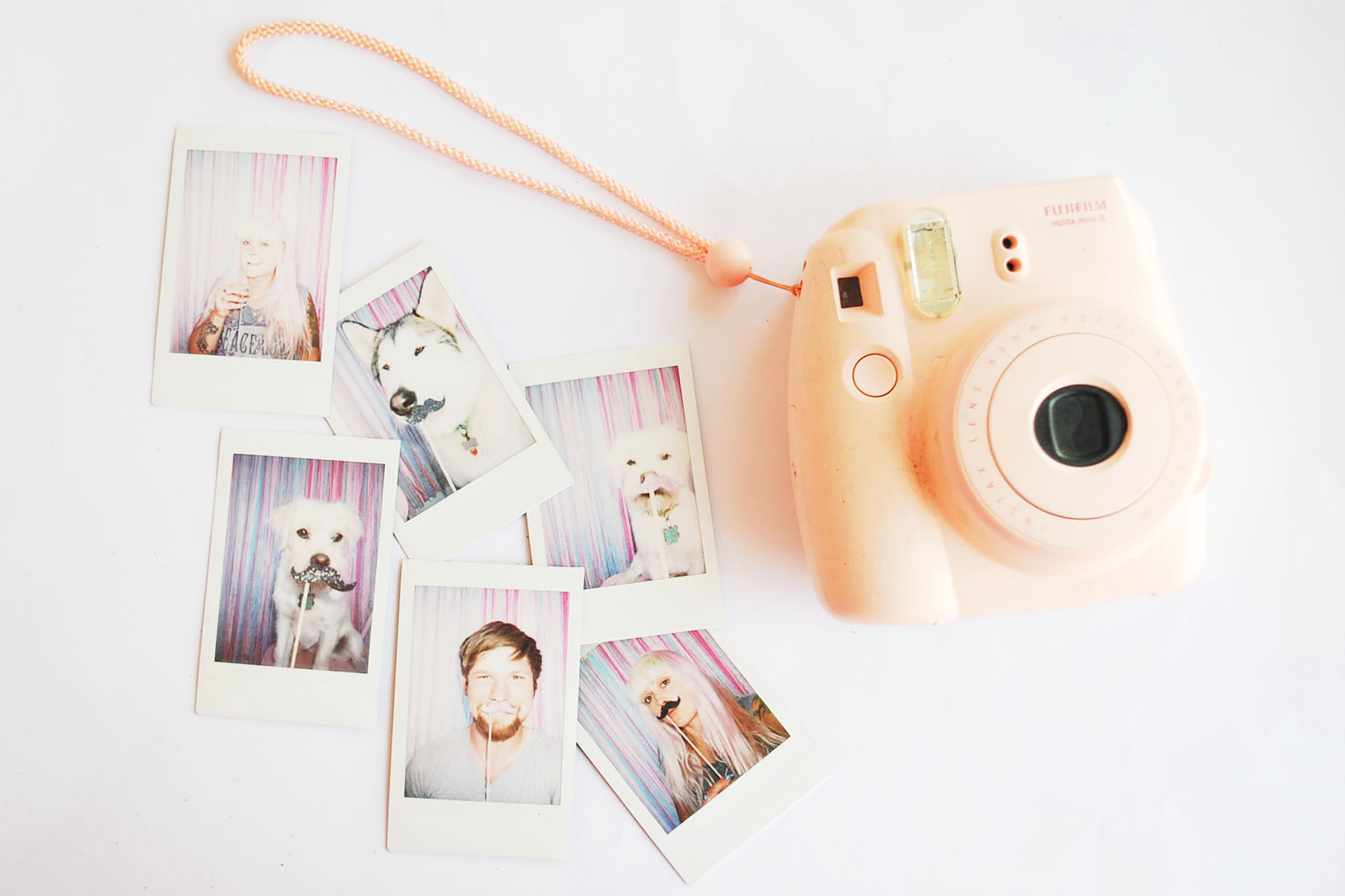 Fishee Designs Photo Booth - How to Create a Fun and Easy DIY Photo Booth16