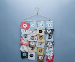 Create your own crafty advent calendar