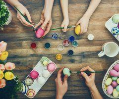 4 simple DIY Easter decoration ideas
