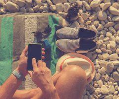 Creating a summer holiday Photo Book