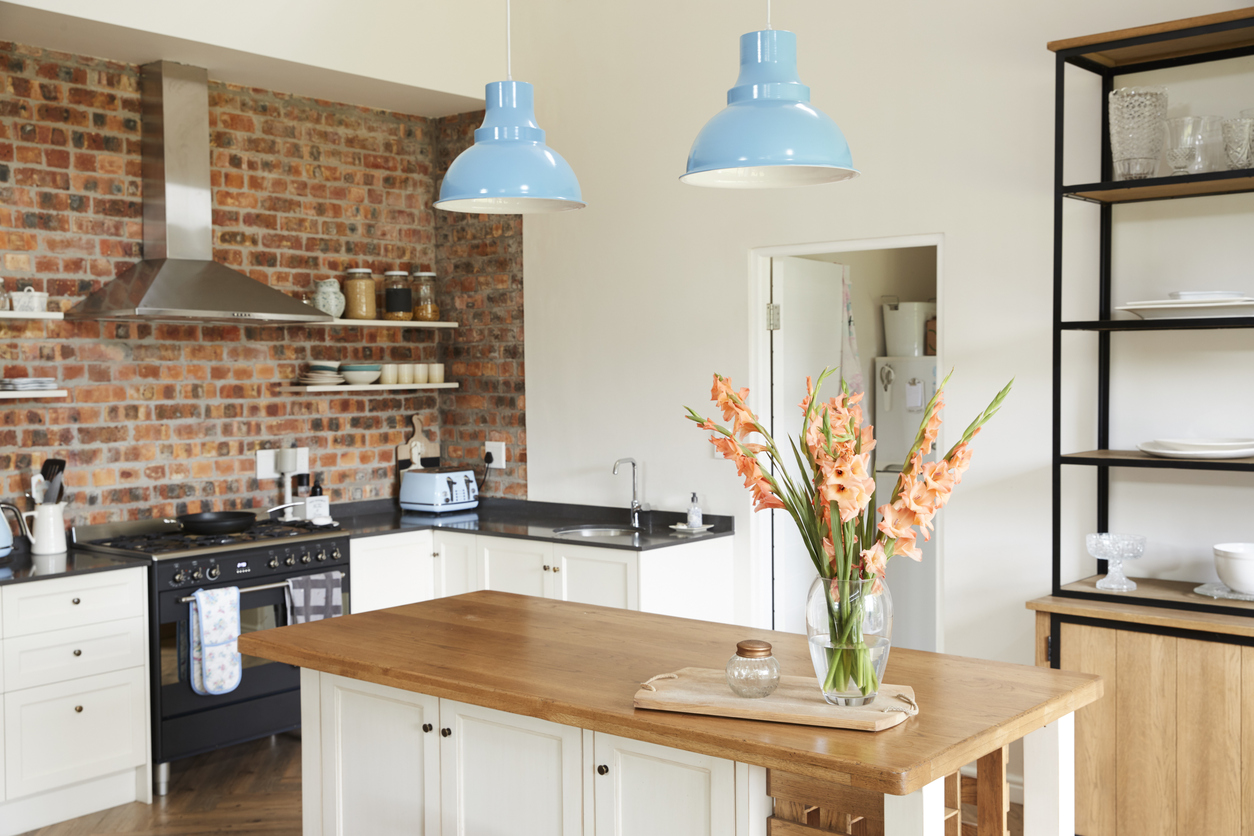 Top tips for decorating small kitchens