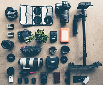 essential camera accessories