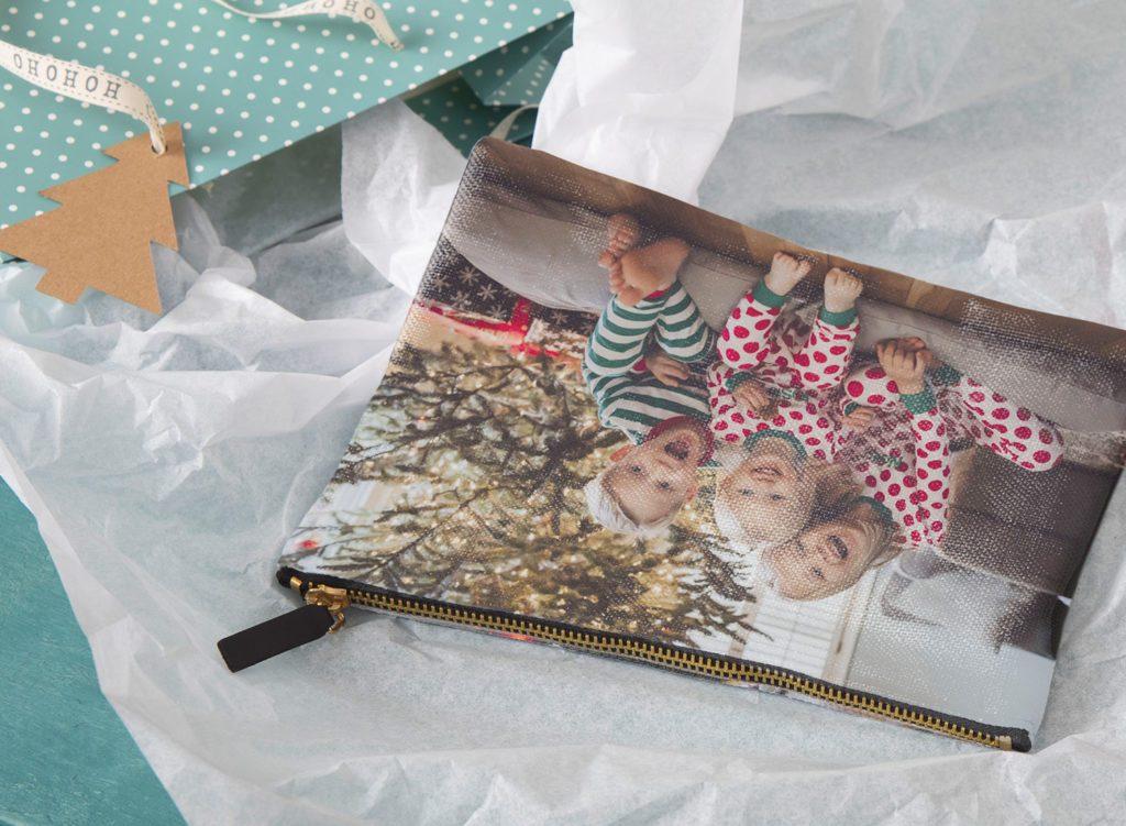 une trousse personnalisée cadeau de noel enfants