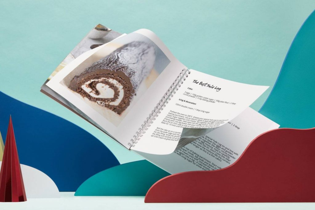 Spiral Softcover Photo Book